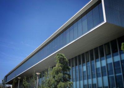 Instalación Lámina Solar Madrid Solarcheck Sentinel Real Madrid Valdebebas
