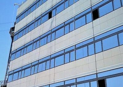 Láminas protección solar hotel Gran Marina Bay