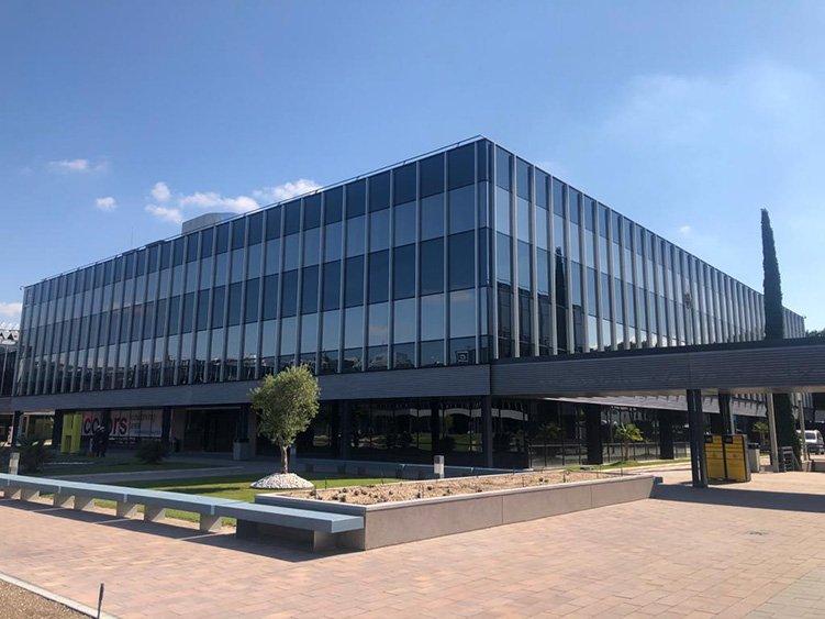 Centro Empresarial San Fernando de Madrid