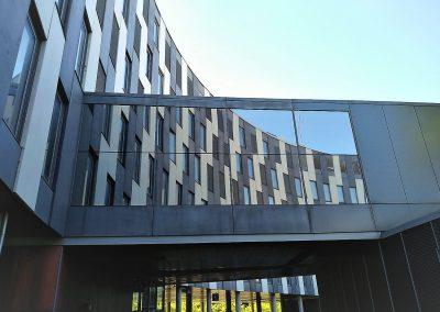 Instalacion Laminas Solarcheck Banco Sabadell
